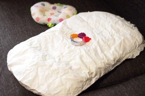 お世話がぐっと楽になる!赤ちゃんの小さなお布団『トッポンチーノ』って知ってる?