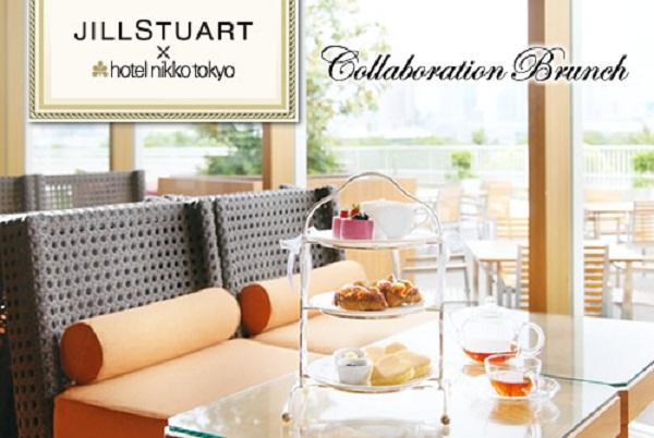 あのジル・スチュアートがプロデュースする、ラグジュアリーなスイートルーム♥ホテル日航東京にて宿泊可能!
