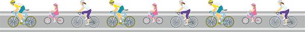 仰天! 子どもを乗せた自転車での5大NG行為_1