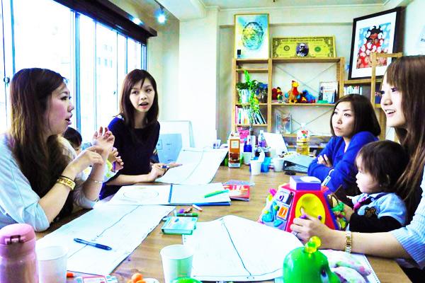 ランチ会★Vol.4女子トーク!止まらない会話_4