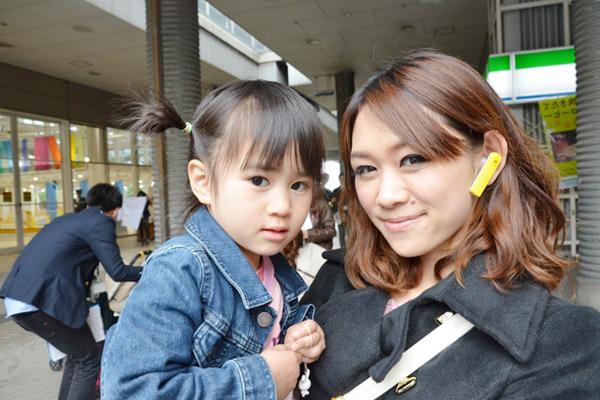 ワイヤレスイヤホン@東京たくさんのママが応援!_5