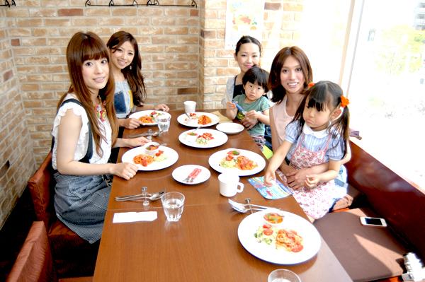 「こどものヒトサラ」で食育叶う読モママ会に潜入!
