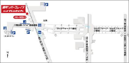 【アクセスマップ】HAPPY MEETS×ママまつり in 大阪_2