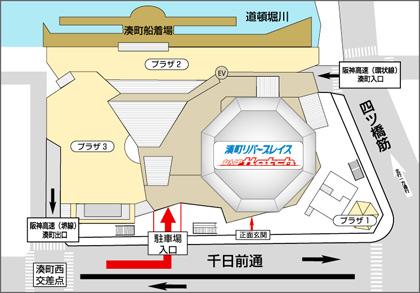 【アクセスマップ】HAPPY MEETS×ママまつり in 大阪_3