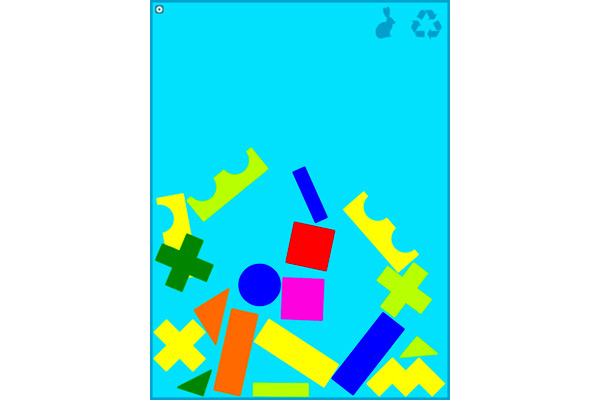 カラーパズル