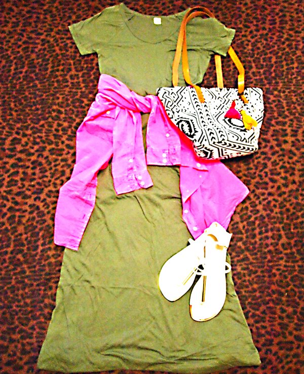 着回し夏のママファッション平日5days!_4