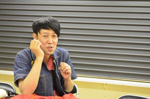 実はめっちゃ家族思い!小籔千豊さんにインタビュー_1
