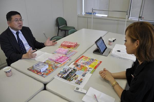 講談社こどもまつりの局長の宮本久さんにインタビュー_3