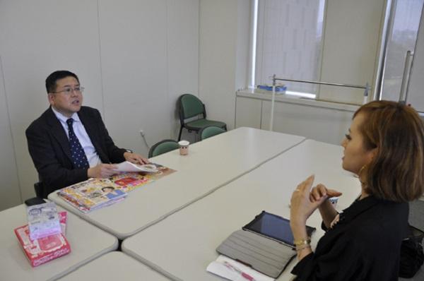 講談社こどもまつりの局長の宮本久さんにインタビュー_5