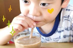 子どもの野菜不足解消に!夏の『スムージー』レシピ♥