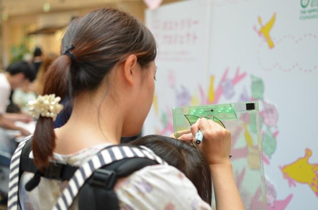 ママプロが小田原で活動ママの「困った」がのべ2620枚に!_3