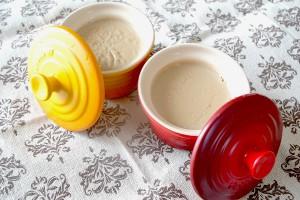 授乳中OK『母乳スイーツ』紅茶が香る豆乳プリン♪