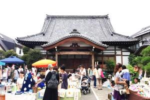 10月10日東京♪松ノ木手づくりマルシェ