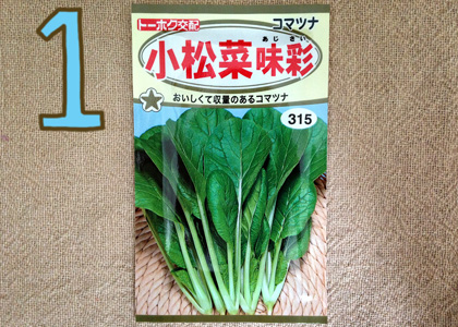 秋に種まきできる野菜で『ベランダ菜園』する!_2