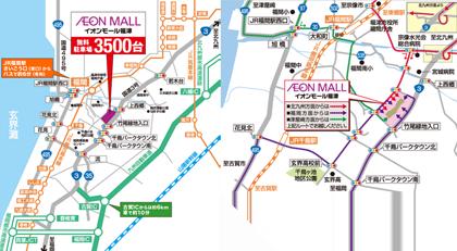 【アクセスマップ】HAPPY MEETS×ママまつり in 福岡_1