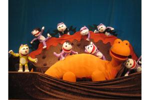 11月9日 大阪府♪人形劇「11ぴきのねこ どろんこ」