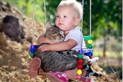 """ペットは子どもの""""親友""""になれる!_2"""