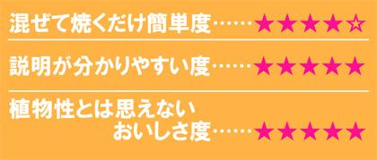 クチコミmamaPRESSレシピ本『かんたんお菓子』_1