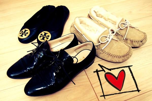 ママ向け『ぺたんこ靴』3選