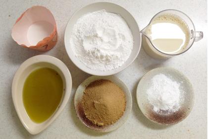 卵・小麦粉・乳製品不使用!米粉マフィンの美味レシピ♡_4