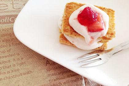超定番菓子『ホームパイ』をさらにおいしくするスイーツレシピ3選_4