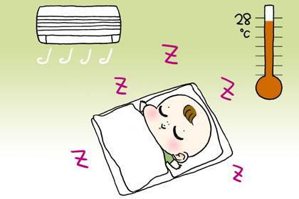 暑い夏でも子どもがもっとよく寝るようになる裏ワザ10!_3