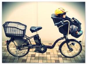 子どもの命はママの手に安全な自転車ライフ♪_2