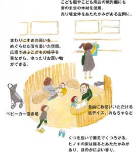 子どもに木のぬくもりを無印良品の『木育』に注目!_2