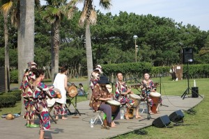 10月18日 神奈川県Come Together~海への願い~