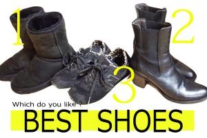 冬のトレンド&定番!ママにおすすめの靴BEST3!