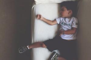 寝相が悪い子ほど脳が活発!寝冷え対策法は?