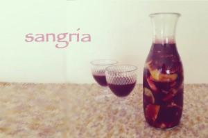 大人と一緒に乾杯!ノンアルコール『サングリア』のつくり方