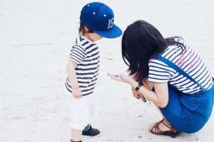 この夏イチオシ!親子ファッションリンクコーデ【ボーイズ編】