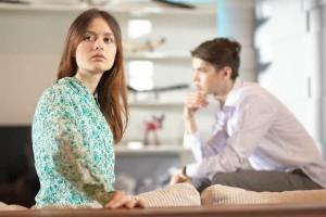 夫婦喧嘩では絶対やっちゃダメ!口をきかない放置プレイ