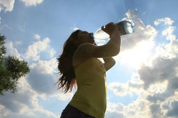 水をたくさん飲もう
