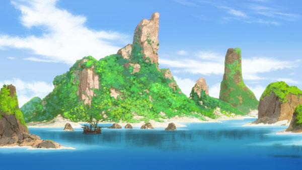 シンドバッド 魔法のランプと動く島6