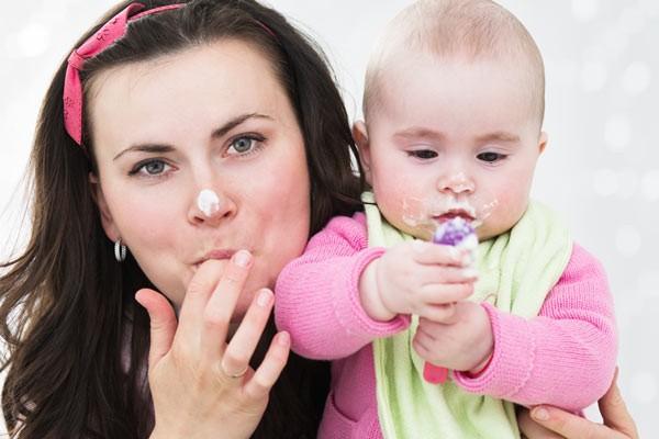 卒乳後は一気に太る危険性大?!今日から意識すべき3つのポイント