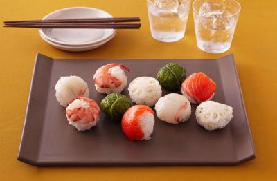 ひな祭り 手まり寿司