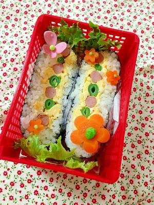花見 お弁当3