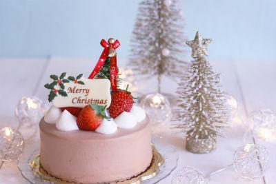 クリスマスケーキ イチゴ