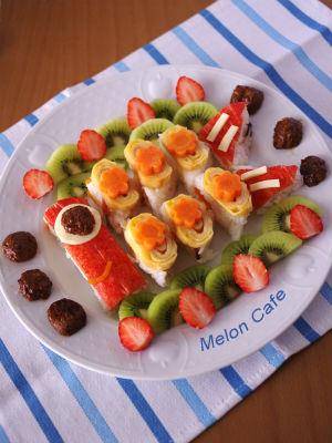 子どもの日 お祝いレシピ3
