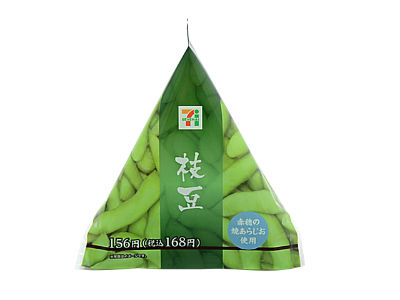コンビニおつまみ 枝豆