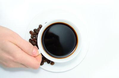 妊娠中 コーヒー2