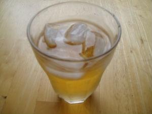 日本酒カクテル 梅酒