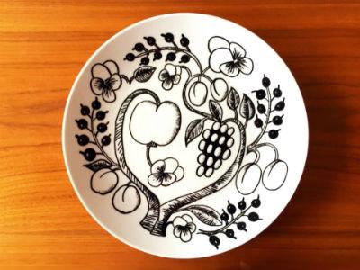 オリジナル食器 アラビア風