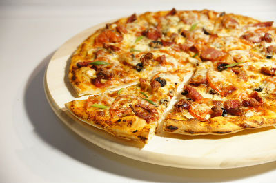 ホットプレート ピザ