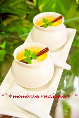 レンジプリン アレンジレシピ1