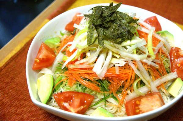 麺 アレンジレシピ