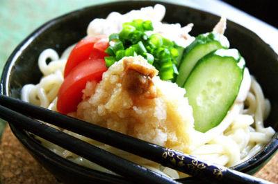 麺 アレンジレシピ3