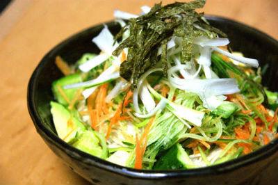 麺 アレンジレシピ2